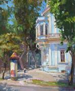 Лето на Пушкинской