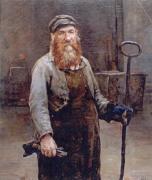 Кочегар. 1951 г.