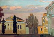 Вечер на Ланжероновской