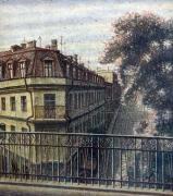 Пейзаж с моста