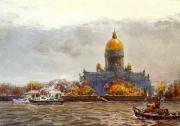 Ленинград. На Неве