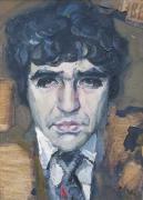 Портрет поэта А. Бейдермана