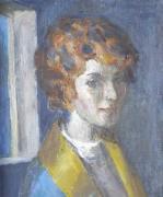 Инна. Портрет жены художника