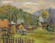 Прикарпатский поселок