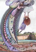 Иллюстрации к книге Е. Боришполец