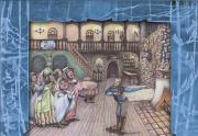 Иллюстрации к книге Е. Шварца