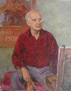 Портрет Заслуженного художника Украины Русина А.В.