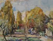 Осень в Лузановке