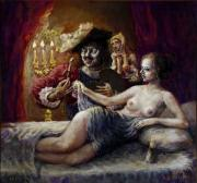 Триумф живописи. Рембрандт и Даная