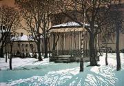 «Городской сад. Беседка»