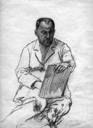 Портрет Волокидина П.Г.