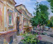 Лето на Молдаванке