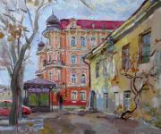 Контрасты старой Одессы