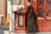 Лама монастыря Юнхэгун