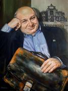 Портрет одессита из Москвы