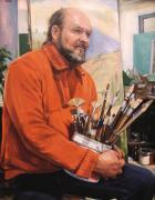 Портрет одесского художника