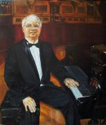 Портрет одесского композитора