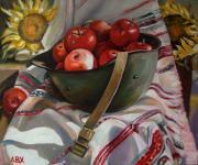 Яблочный Спас военного лета четырнадцатого года