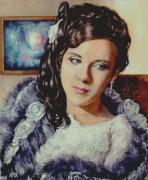 Портрет одесской художницы