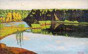 Разлив реки Тетерев
