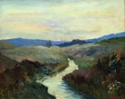 Вечер на речке Большой Куяльник