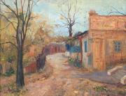Старинный двор на Молдаванке