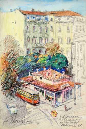 Греческая площадь (Одесса)