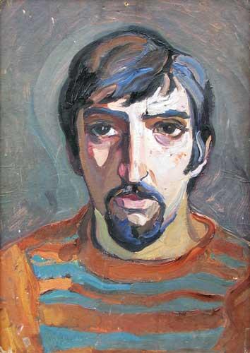 Портрет фотохудожника Г. Исаева