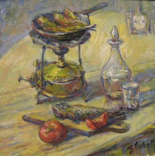 Одесский натюрморт