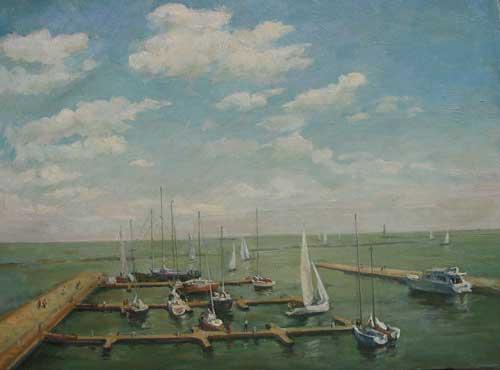 Одесский яхтклуб
