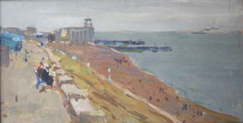 Комсомольский пляж