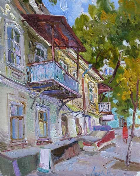 Осень в Одессе