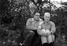 Лев и Евгений Магеровские, 1960-е годы