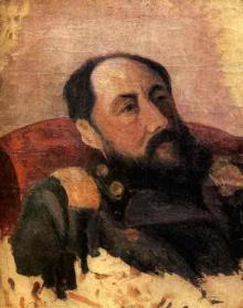 Велимир Хлебников. Портрет отца