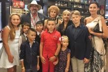Представители делегации МДКФ NEXT с режиссером Арутюном Хачатряном