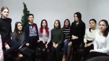 Волонтеры из одесской школы № 35