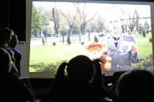 В Одессе представили фильмы, снятые детьми из зоны АТО