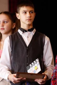 Проект «Желтый автобус» получил признание III Одесского Международного детского кинофестиваля NEXT