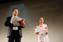 Президент Одесского международного детского кинофестиваля NEXT Андрей Зверев