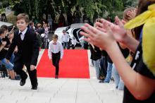 В Одесі вчетверте проходить міжнародний дитячий кінофестиваль