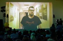 Фестиваль вітає голова Державного агентства з питань кіно Пилип Іллєнко