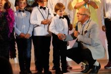 До складу дитячого журi увiйшли представники кiношкiл з восьми мiст