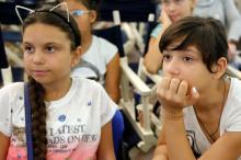 Розвивати розважаючи: майстер-класи та творчi зустрiчi на дитячому фестивалi NEXT