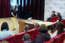 Учасників фестивалю NEXT познайомили з діяльністю «Жовтого автобусу»