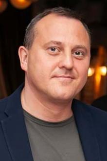 Голова правління Одеської кіностудії, продюсер, письменник Андрій Осіпов