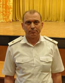 Контр-адмирал Игорь Тымчук