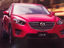 Mazda CX-5. Фото пользователя brunello с сайта worldscoop.forumpro.fr