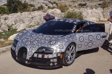 Тестовый прототип следующего Bugatti Veyron. Фото Hartmut Klawonn / SB-Medien с сайта worldcarfans.com