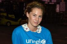 ���� ������ ����: Dave Kotinsky / Getty Images for UNICEF / AFP