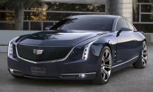 Cadillac Elmiraj. Фото Cadillac